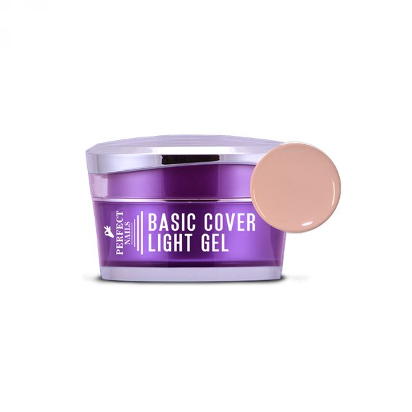 BASIC COVER LIGHT GEL 50 gr Cijena