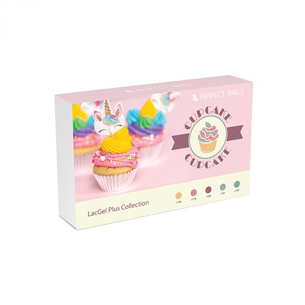 CUPCAKE LACGEL COLLECTION