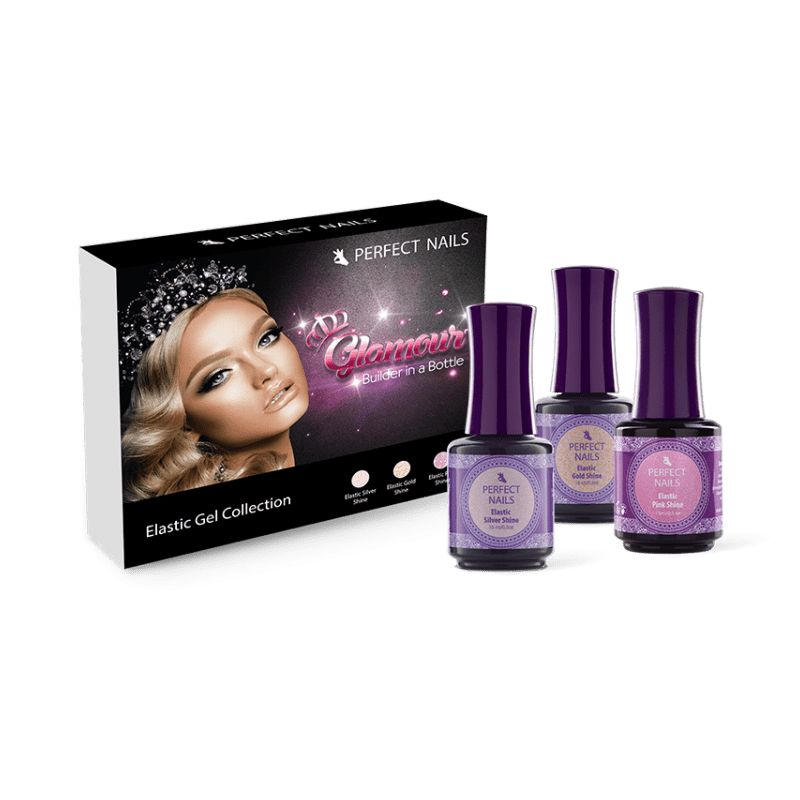 ELASTIC GLAMOUR COLLECTION (3 X 15 ml)