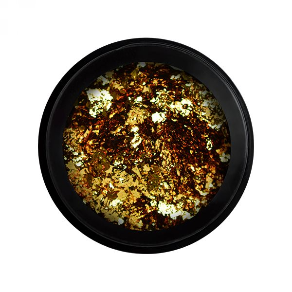 METAL CHROME FLAKES GOLD (SUGAR DADDY) Cijena