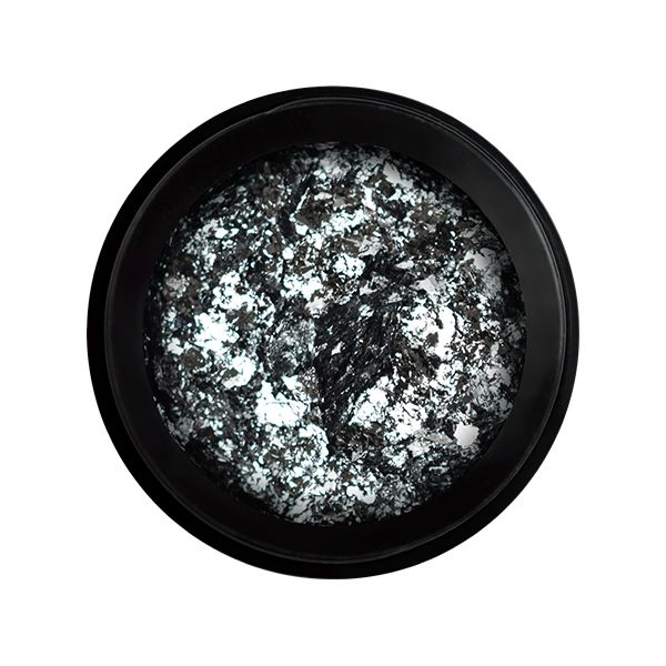 METAL CHROME FLAKES SILVER (SUGAR NIGHT) Cijena