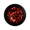 METAL CHROME FLAKES RED (SUGAR LOVE)